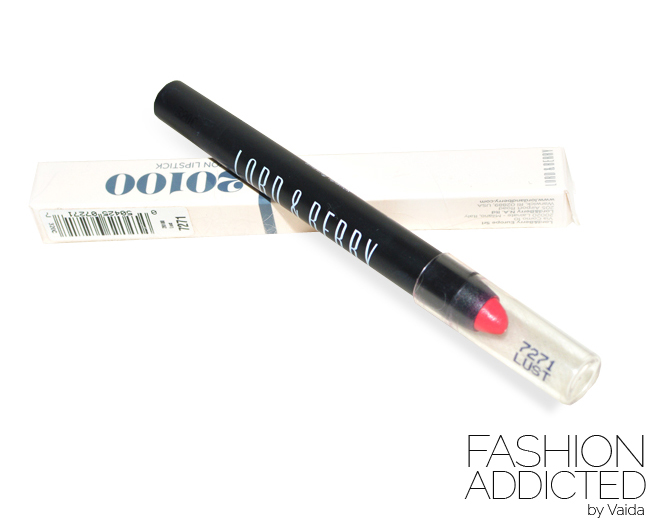 Lord & Berry 20100 Crayon Lipstick