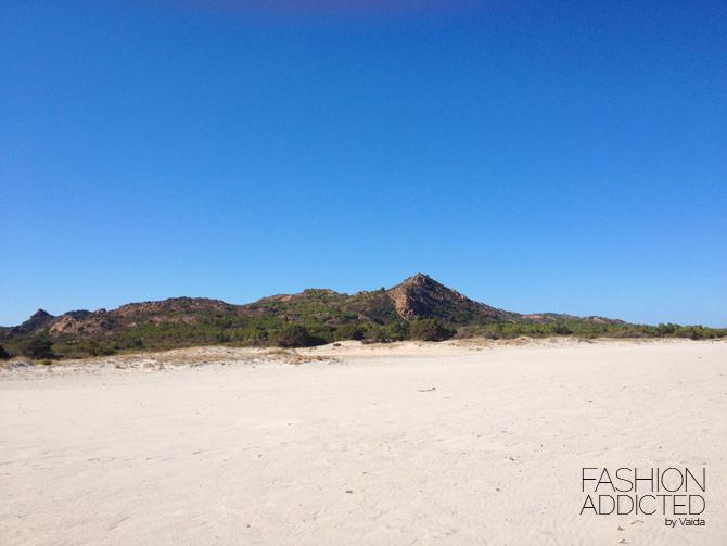 Berchida Beach Sardinia