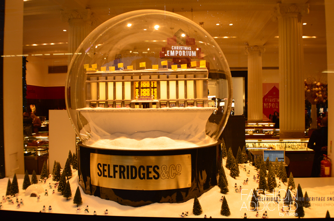 London-Selfridges