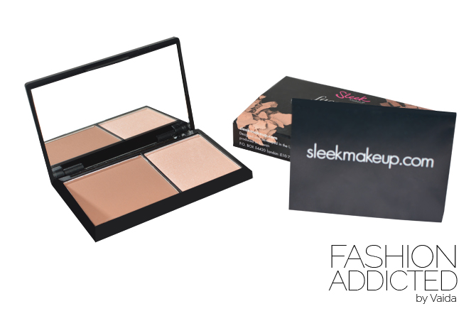Sleek Face Contour Kit Light