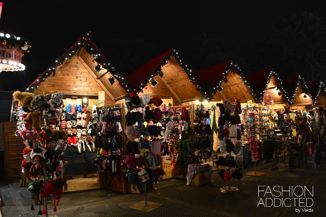 Winter wonderland hyde park london fashion addicted