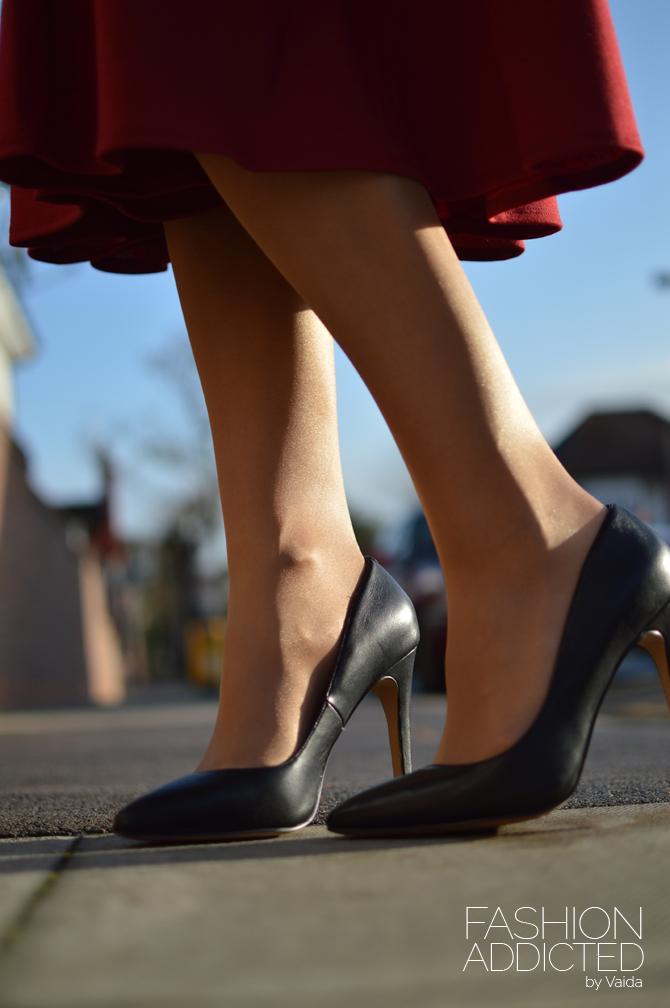 swing-midi-skirt-red
