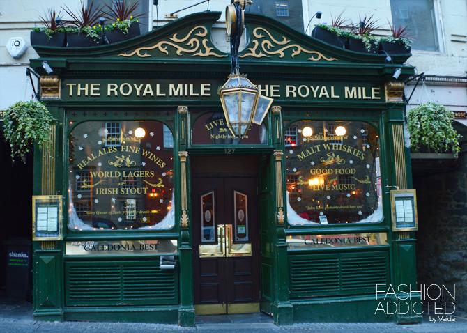 Edinburgh England Pub