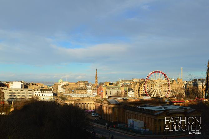 Edinburgh-Panorama