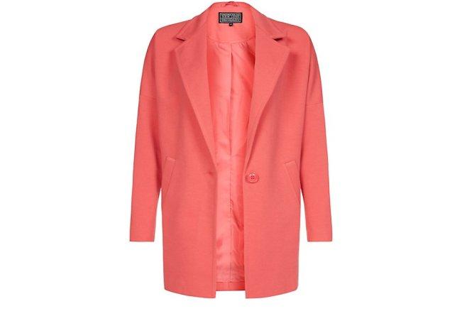 coral-textured-single-button-boyfriend-coat