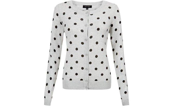 grey-polka-dot-cardigan