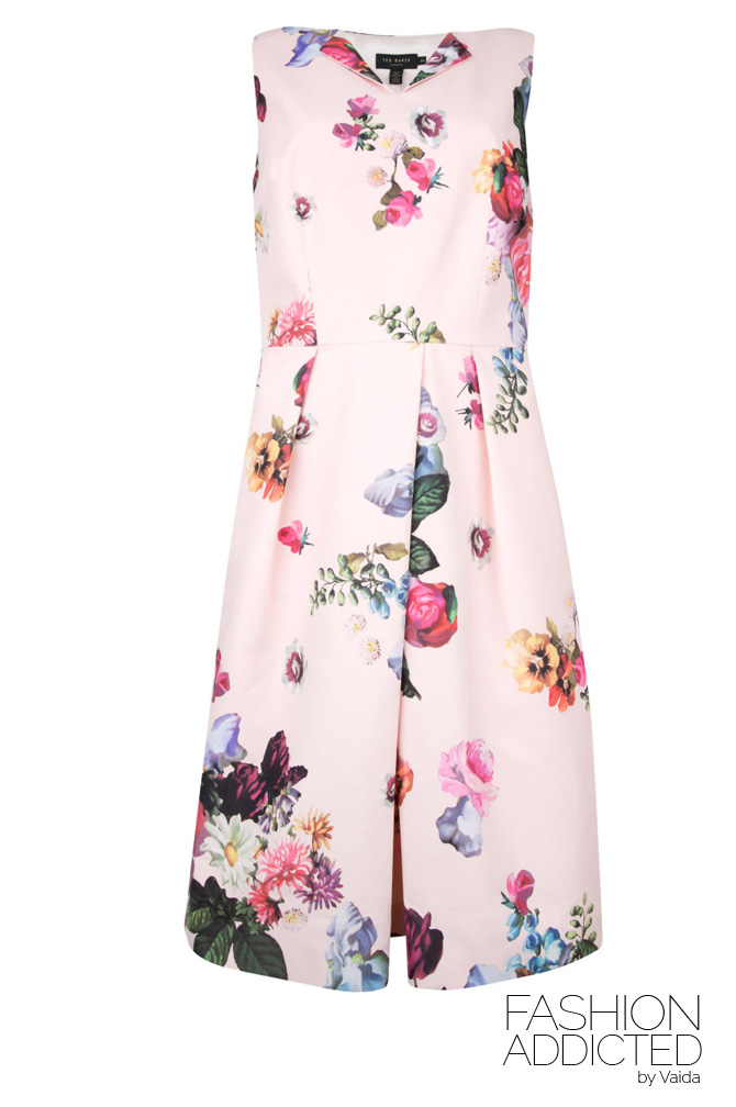 Ted-Baker-DEAVON-Floral-printed-dress