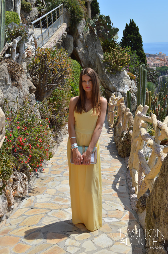 maxi-yellow-dress