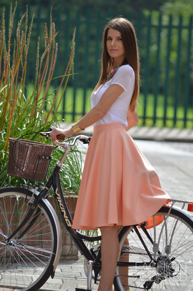 Asos-midi-peach-skirt