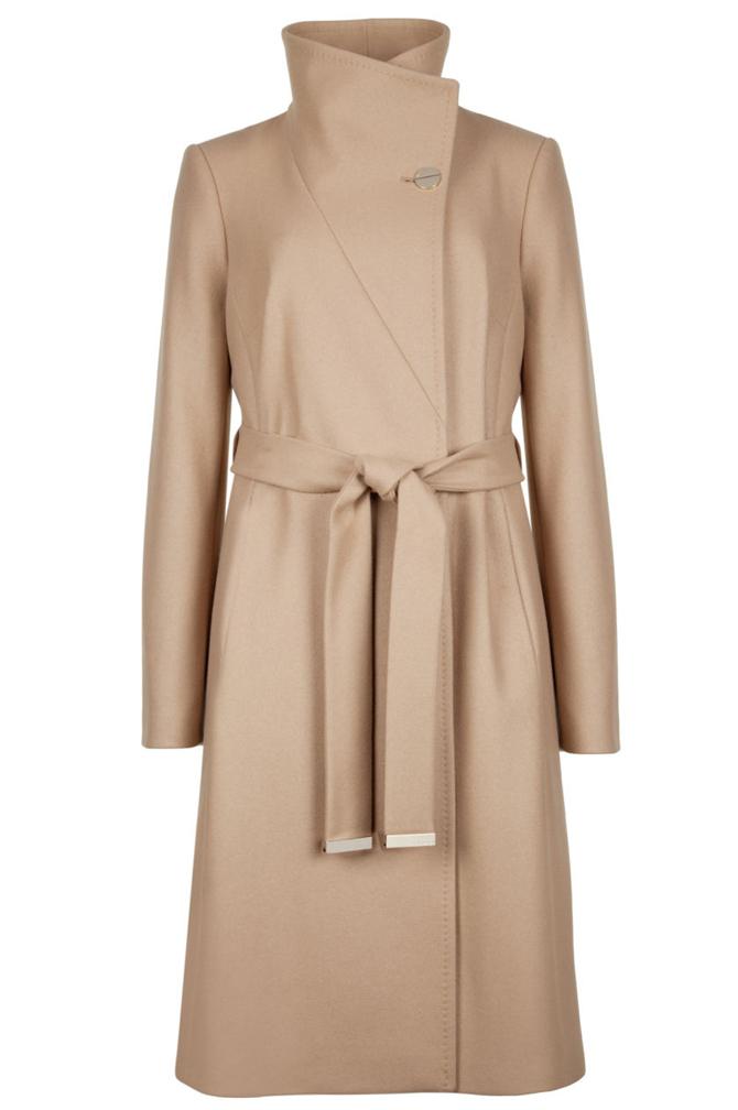 NEVIA Belted Coat