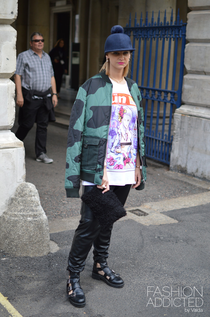 london fashion week streetstyle