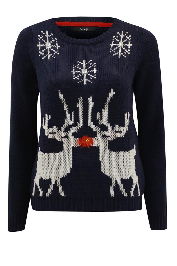 Light-up-Christmas-Reindeer-Kiss-Jumper