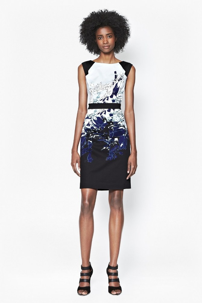 Marble-Shard-Structured-Dress