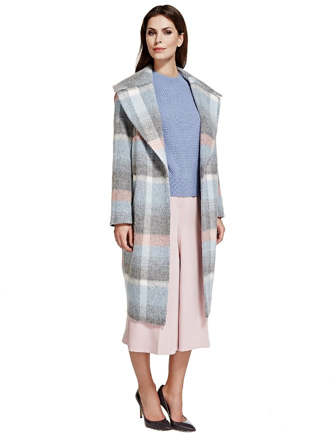 Speziale-Checked-Coat-with-Wool