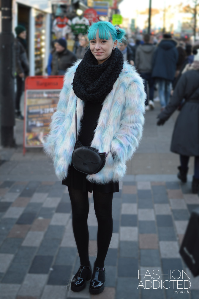 Camden Town People Fashion Addicted