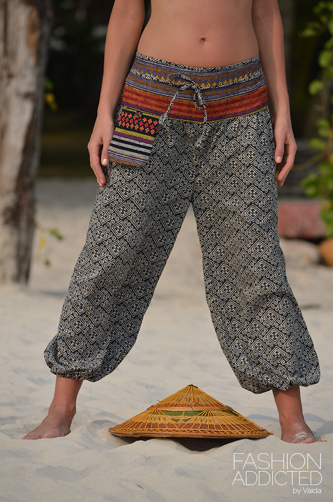 Thai Pants in Thailand