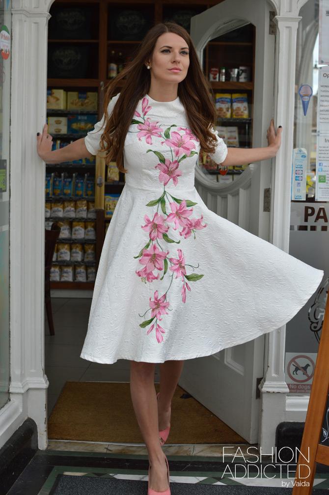 Chi Chi Floral Dress Fashion Addicted