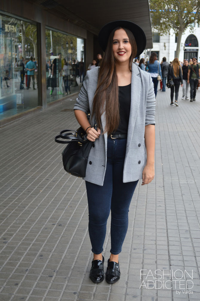 Barcelona Street Style Fashion Addicted