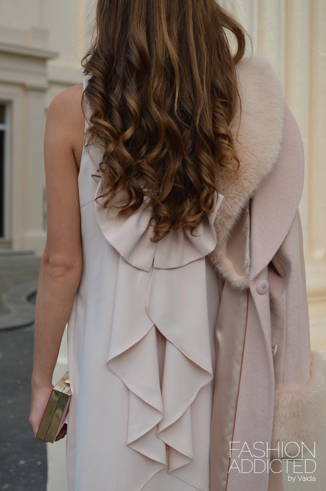 Lauren bow dress