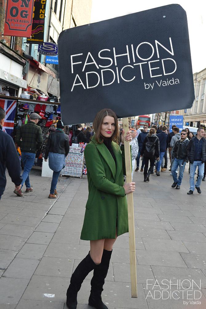 Fashion-addicted