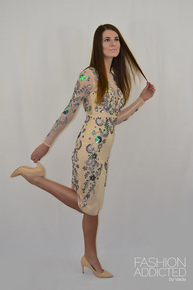 New-Years-Eve-outfit-idea-nude-dress