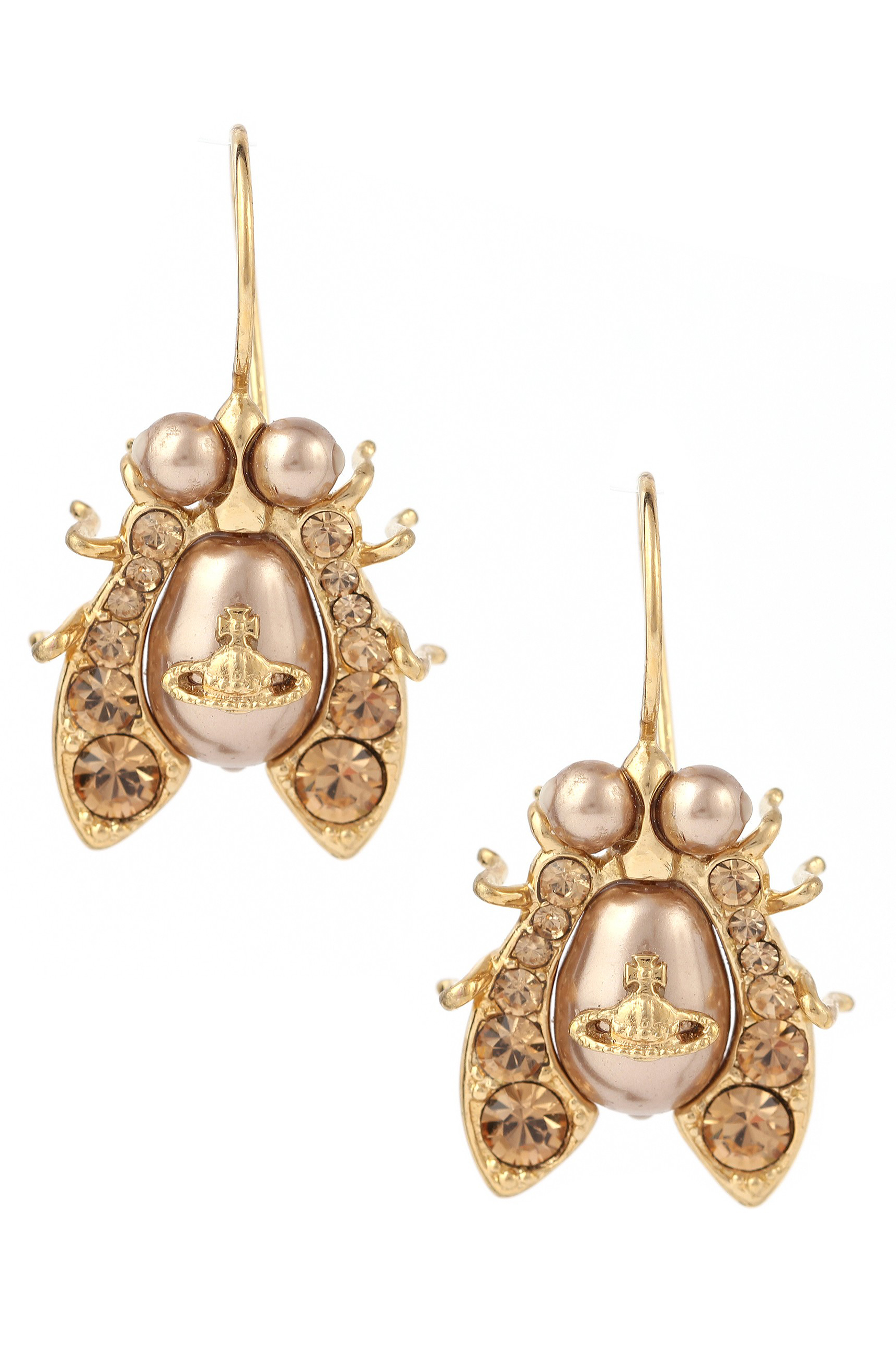 VIVIENNE-WESTWOOD-Gillian-Drop-Earrings