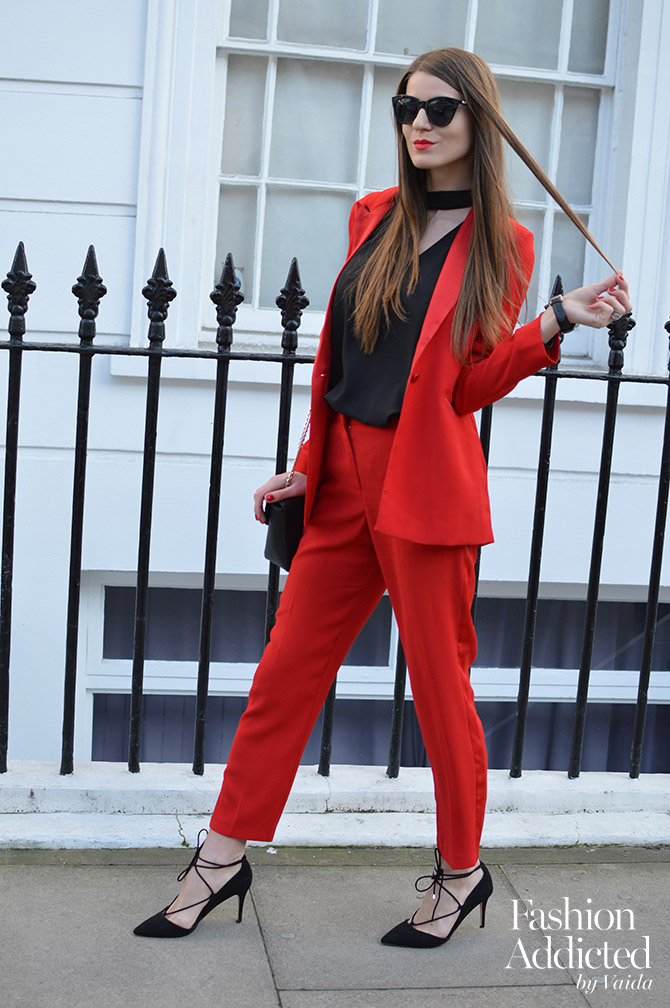 red-women-suit-outfit-blazer-fashion-blogger-london-8