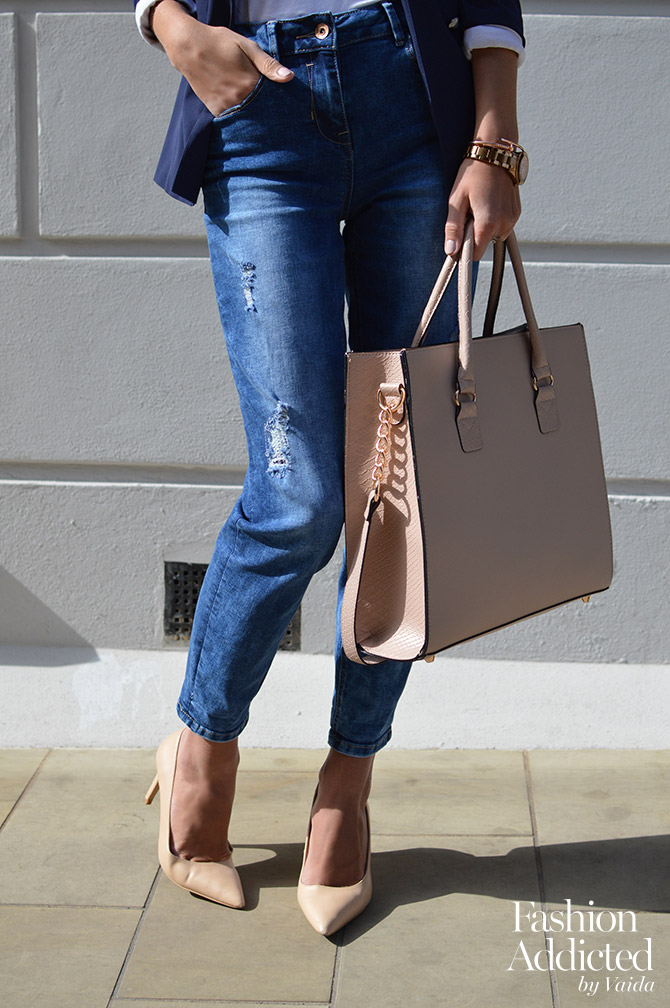 Matalan-ripped-jeans-tote-bag