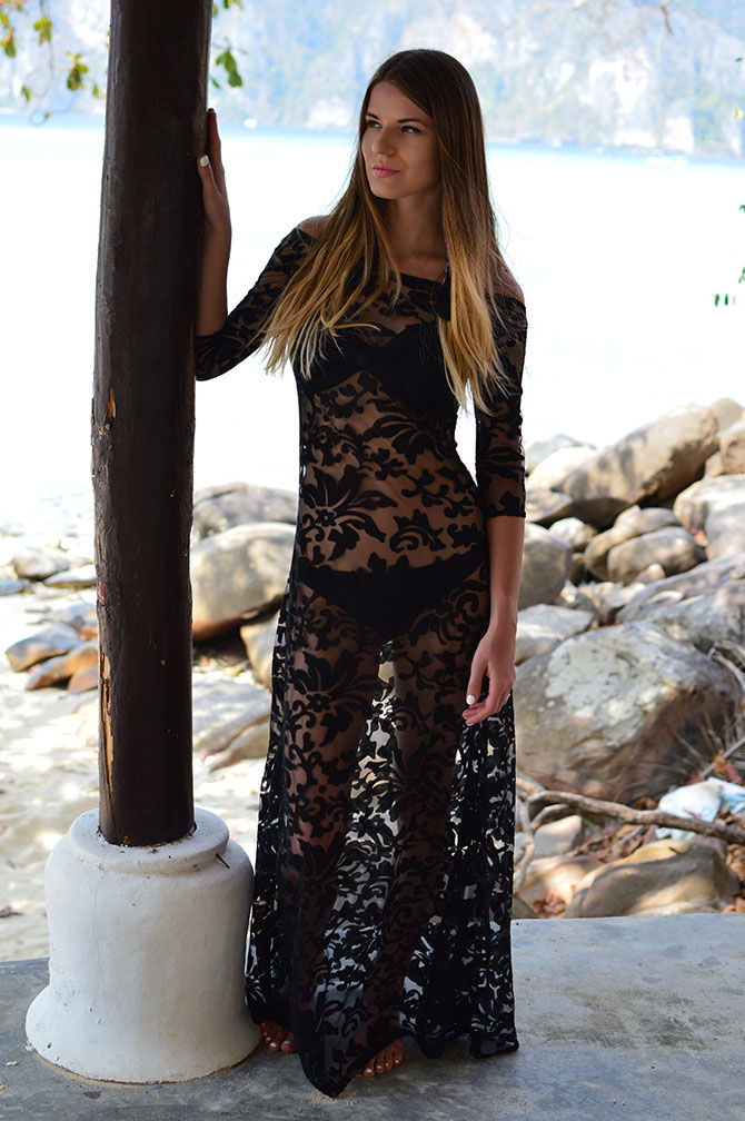 Black-Lace-Maxi-Dress-festival-beach-rokoko-dress-1
