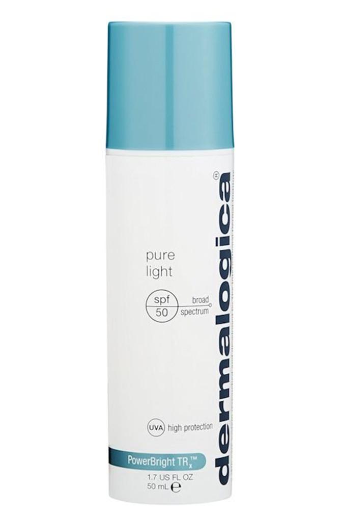 Dermalogica-Pure-Light-sun-cream-SPF50