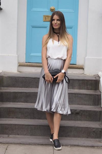 how-to-wear-metallic-skirt-missy-empire-fashion-blogger