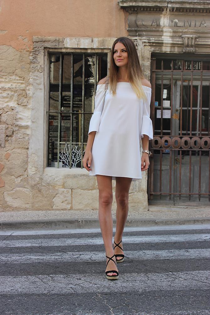 asos-off-shoulder-dress-boden-wedge-sandals
