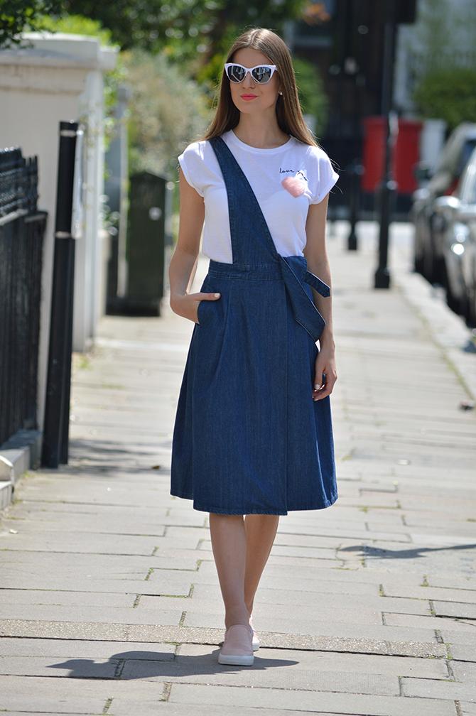 new-look-denim-dress