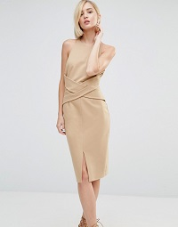 Lavish-Alice-Wrap-Midi-Dress