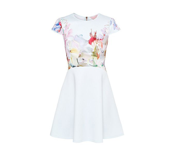 Ted-Baker-Rivana-Hanging-Gardens-Skater-Dress