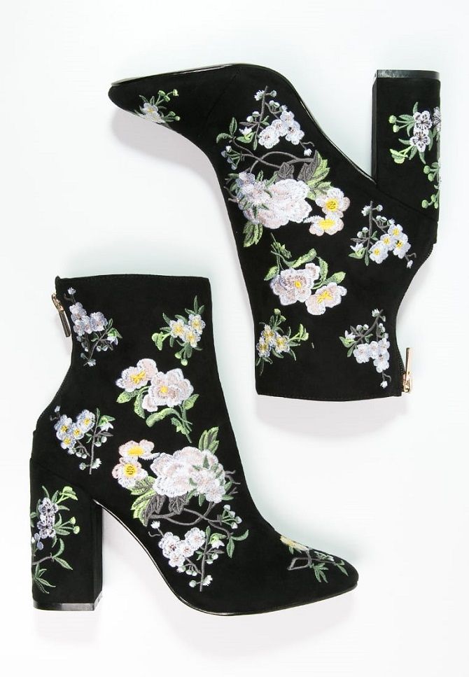 miss-selfridge-anthena-floral-boots