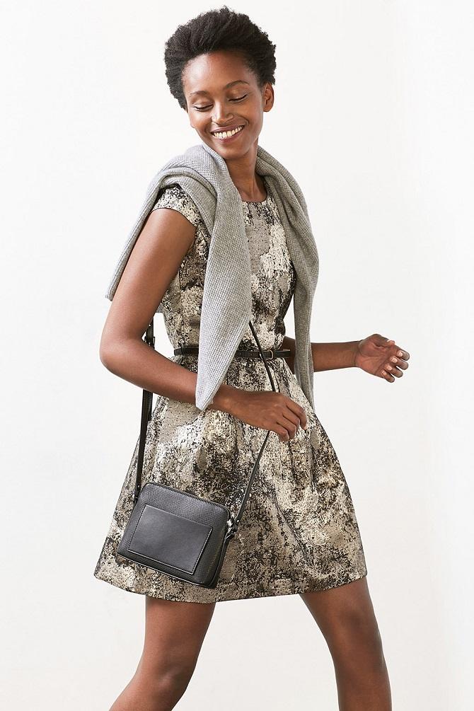 esprit-shimmering-jacquard-dress-1
