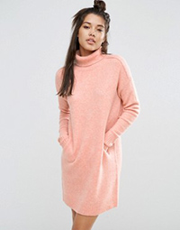 asos-lounge-jumper-dress-blush