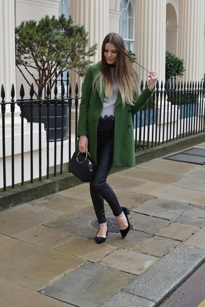 green-zara-coat