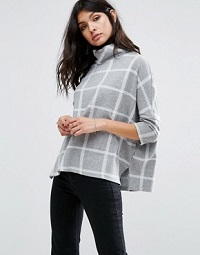 mango-checked-top