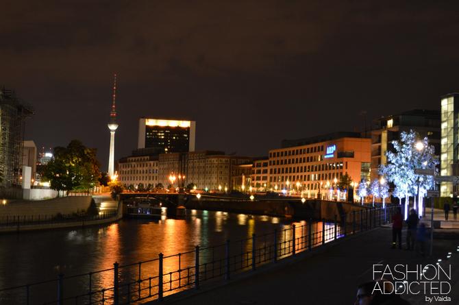 Alexander Tower Night