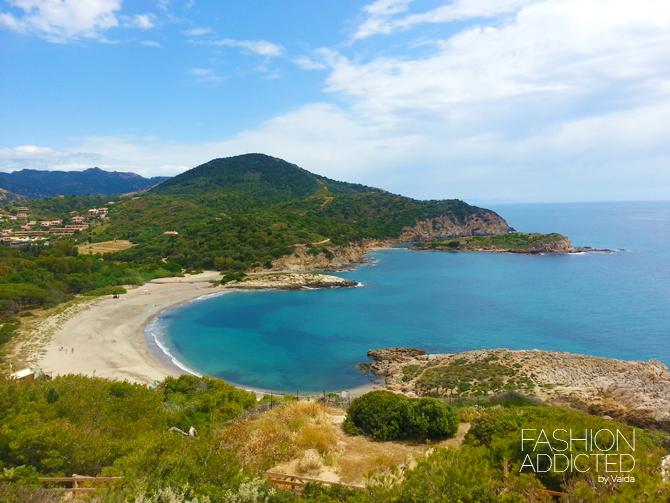 Chia Beach Sardinia