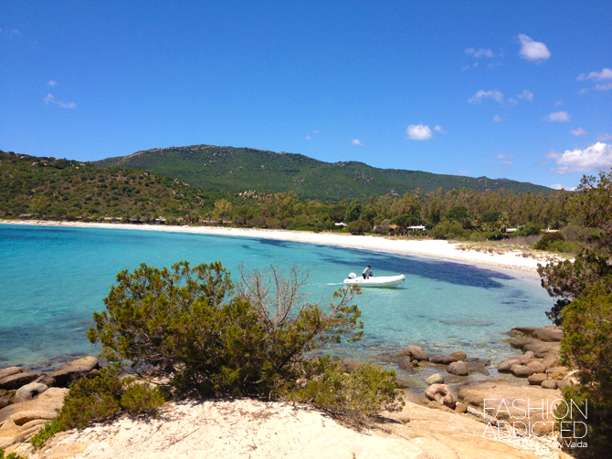 Cala Pira Beach