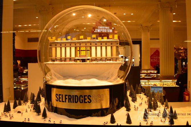 London-Selfridges