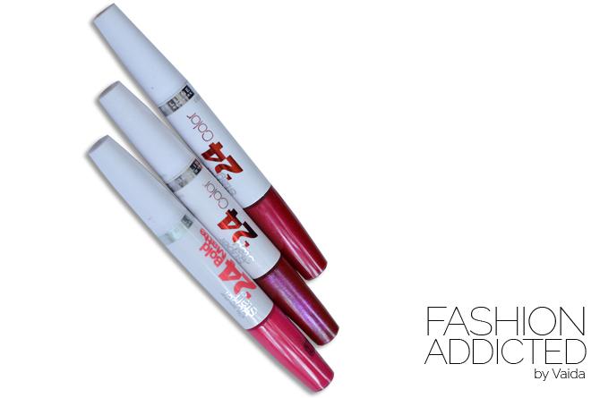 Maybelline Superstay 24hr Lipstick