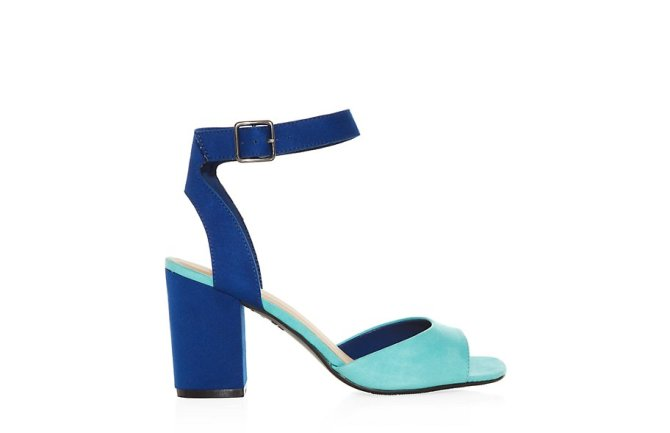 blue-colour-block-ankle-strap-block-heel-sandals