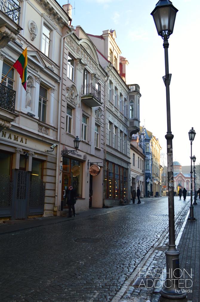 pilies-street-vilnius