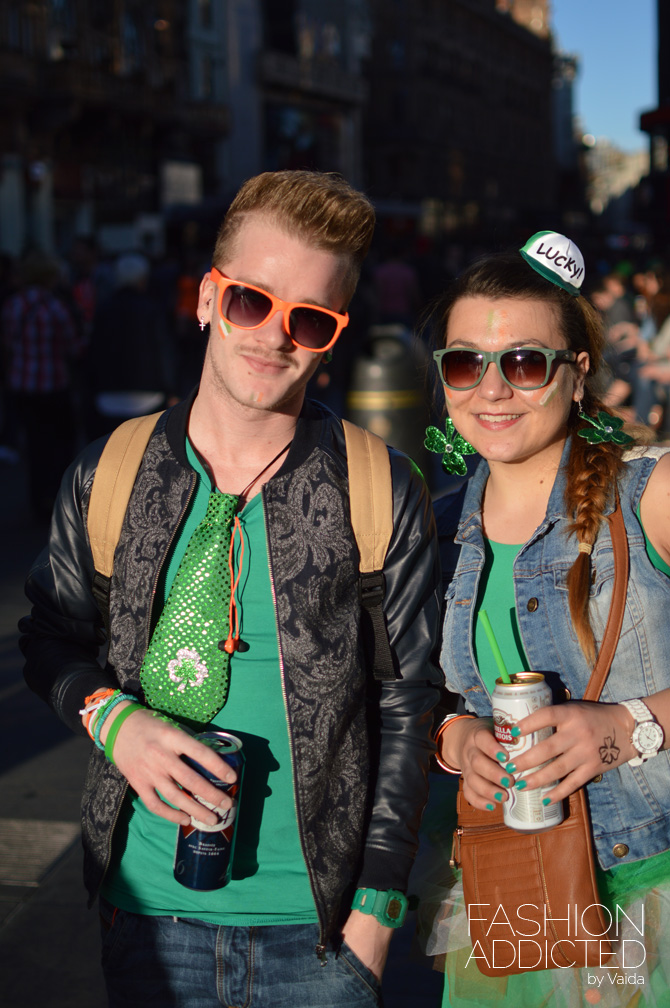 St Patrick london people