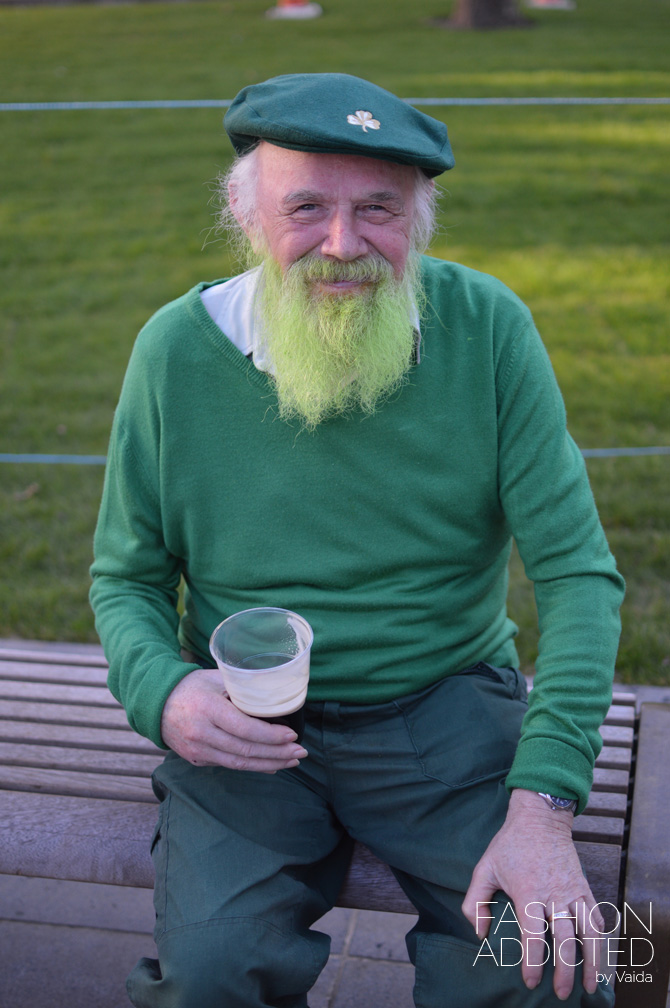 st patrick old man style