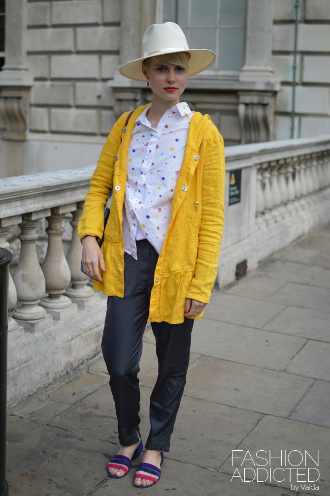 london fashion week ss15 streetstyle